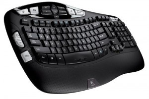 Logitech K350 2.4Ghz Wireless